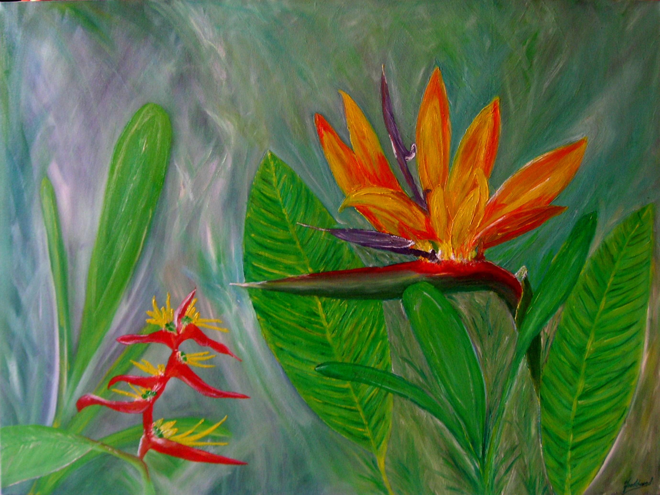 Artiste peintre tableaux galerie peinture huile - Tableaux de peinture a l huile ...